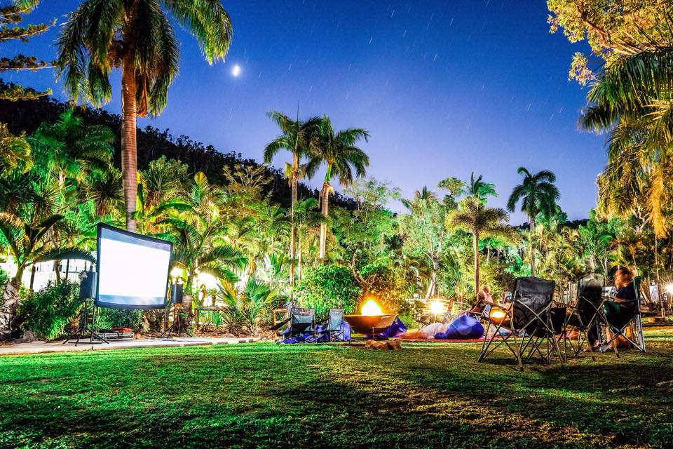 Outdoor Movies Airlie Beach