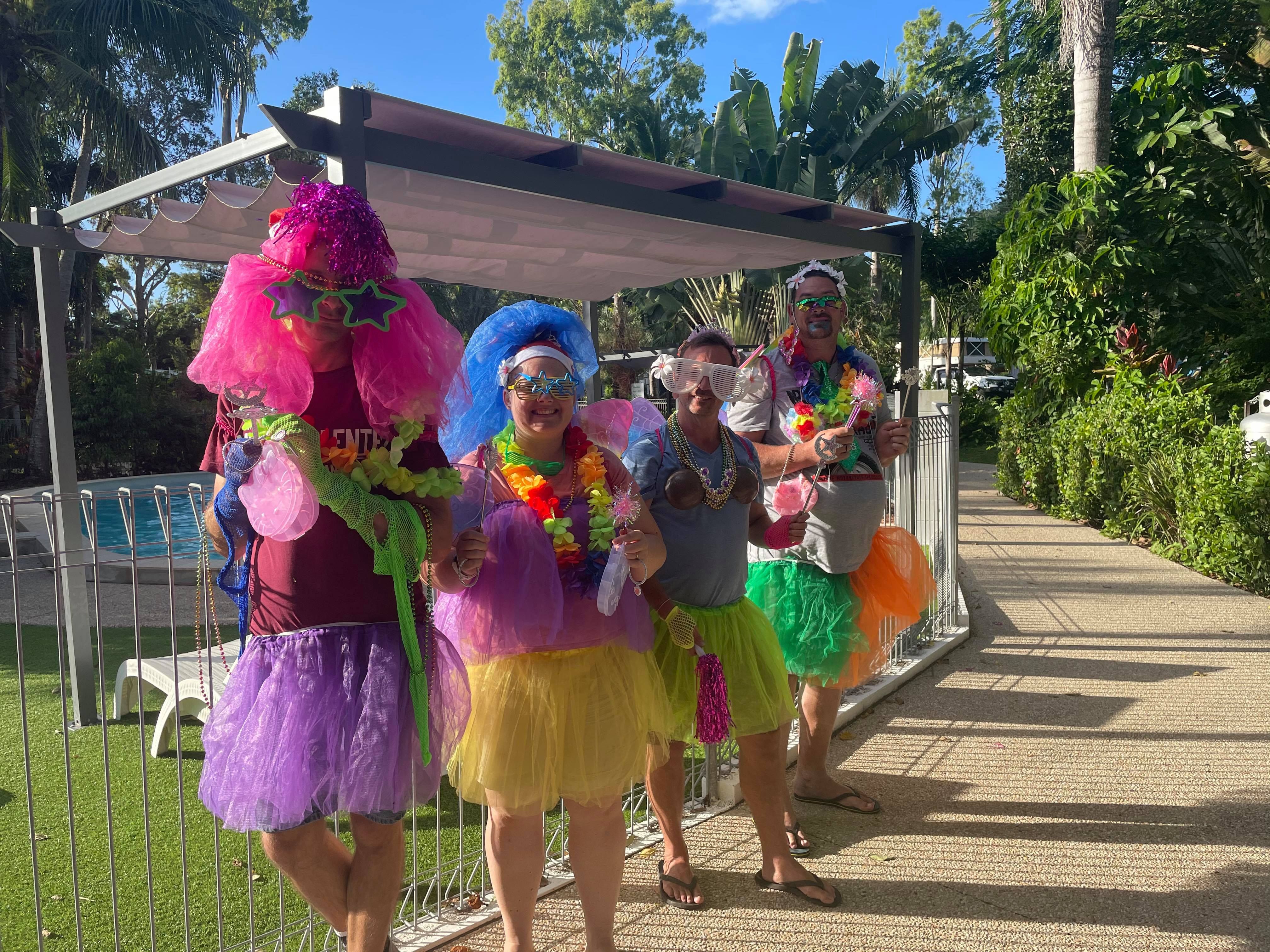 Family Competitions Airlie Beach