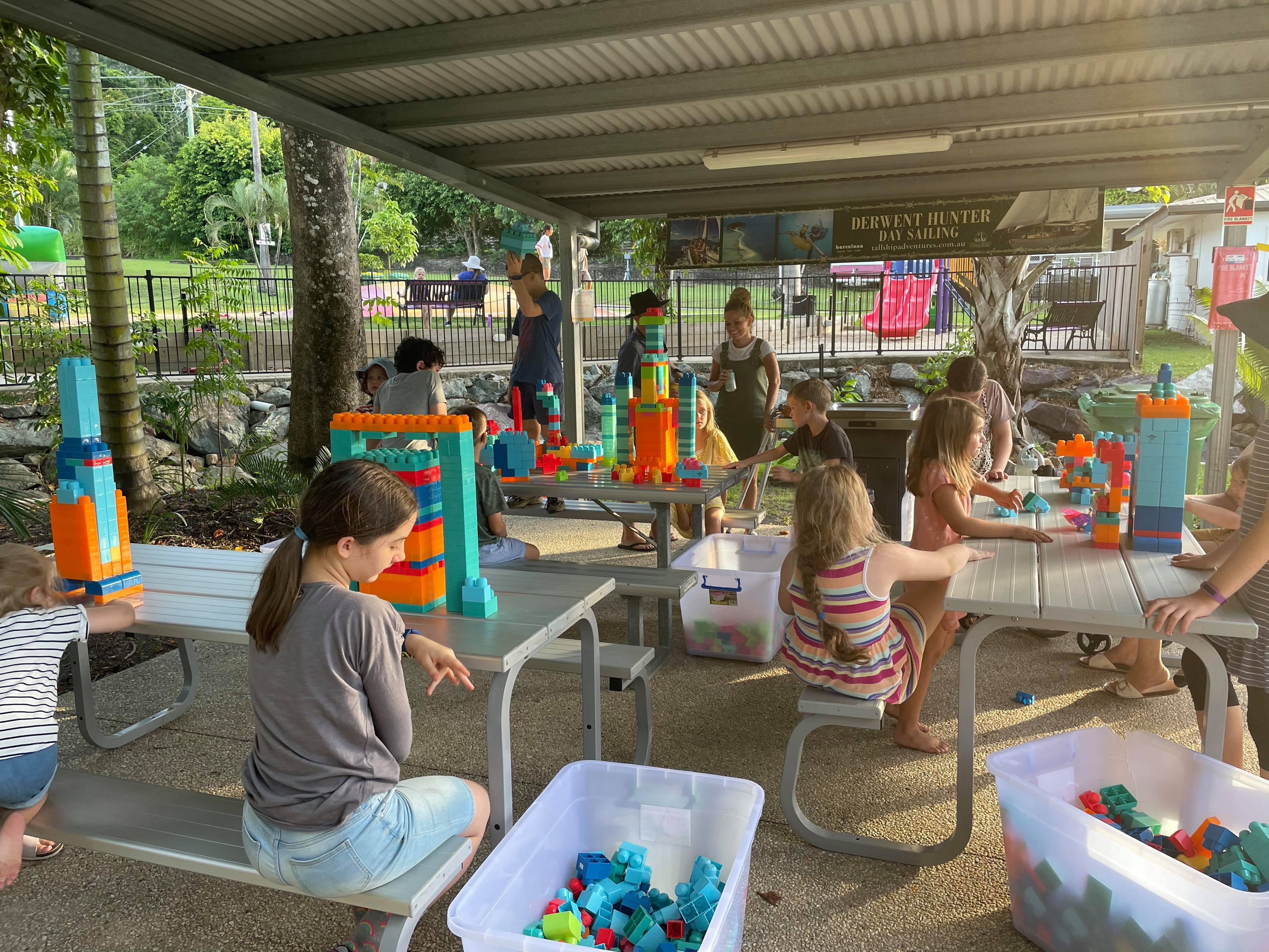 Lego Masters Airlie Beach